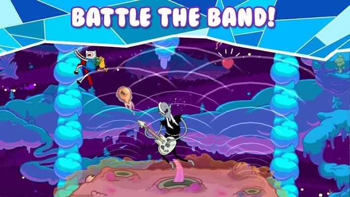 Rock Bandits - Adventure Time - screenshot