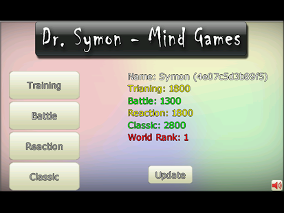 Dr. Symon - Mind Games Demo