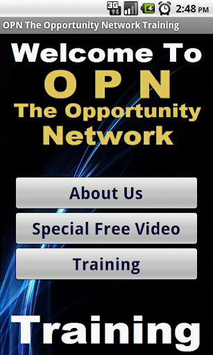 in OPN The Opportunity Network