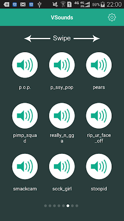VSounds - Vine Soundboard Free 1.3.2 screenshot 641494