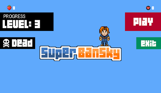 Super Bansky Run - screenshot thumbnail
