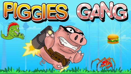 Piggies Gang - Free Game