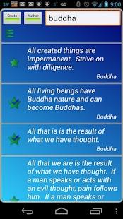 Buddha Quotes Pro - náhled