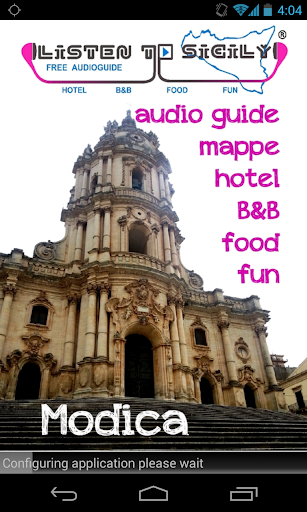 Audio Guide Modica