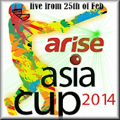 Asia Cup 2014/Live Cricket HQ
