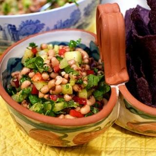 Black Eyed Pea Salsa Recipe