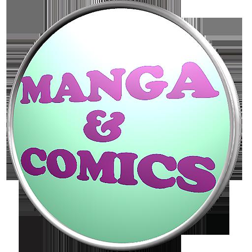 Manga & Comic Reader LOGO-APP點子