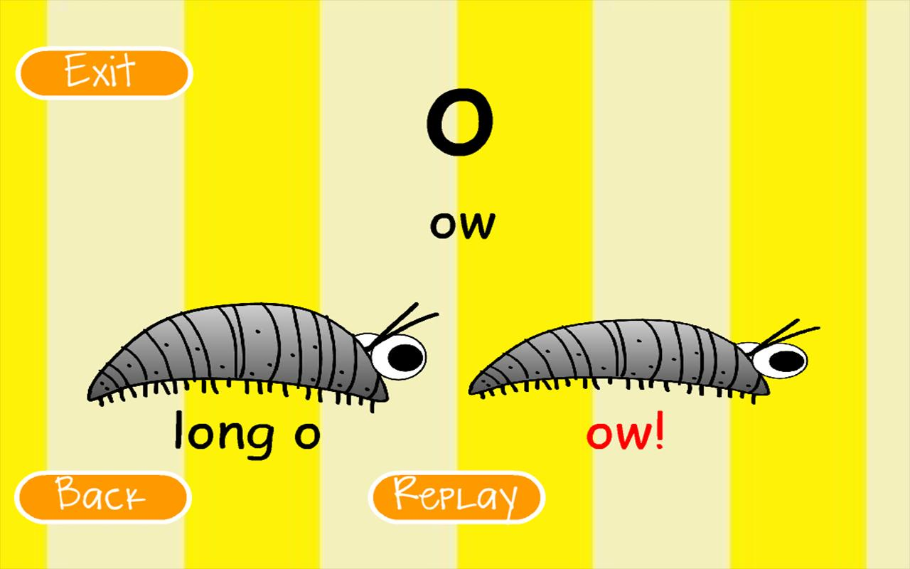 Phonics Level 2- screenshot