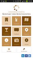 Screenshot of KdK (Kontakt der Kontinenten)
