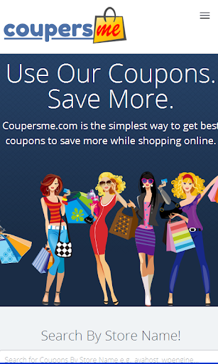 Find Coupons at Coupersme.com