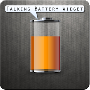 Talking Battery Widget Pro