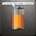 Talking Battery Widget Pro icon