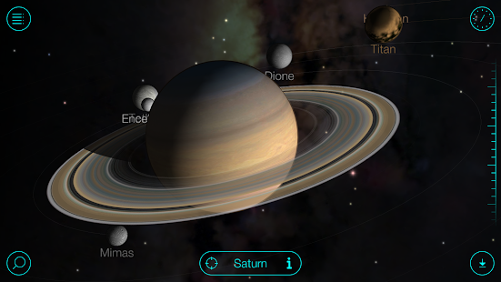 Solar Walk - Planets & Moons- screenshot thumbnail