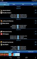 Screenshot of Liga Endesa Live Scores