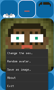 8Bit Avatar Maker - screenshot thumbnail