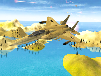 3D Air Battle War Planes