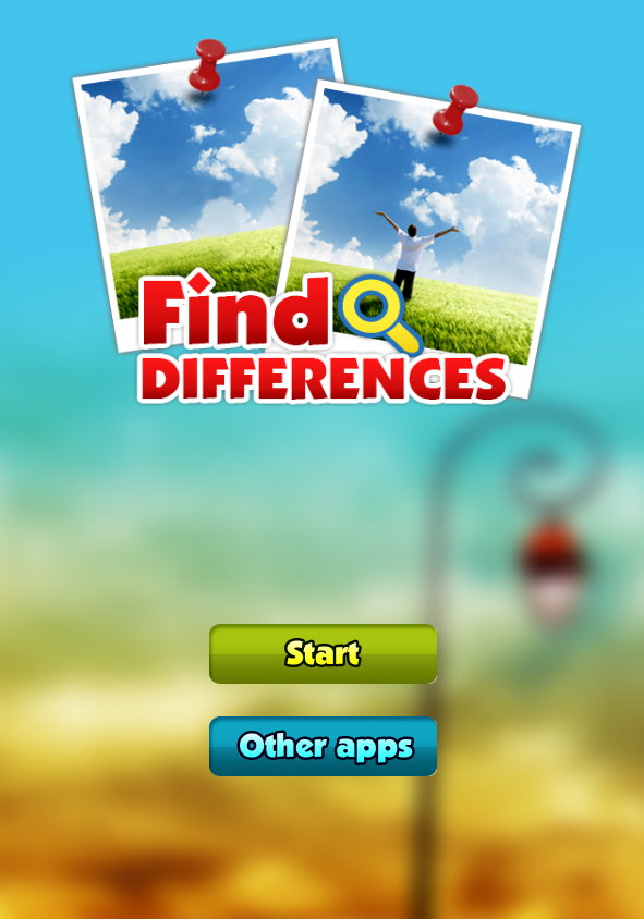 Differences Fast Find - screenshot