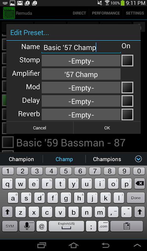 Download: Remuda for Fender Mustang Amps APK + OBB Data