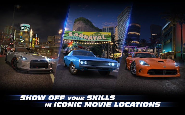 android Fast & Furious: Legacy Screenshot 9