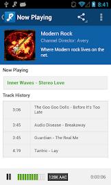 RadioTunes Screenshot 2