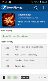 RadioTunes- screenshot thumbnail