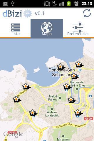 dBizi- screenshot
