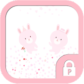 Pink flower party protector