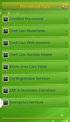 Certified Pre-owned Cars UAE