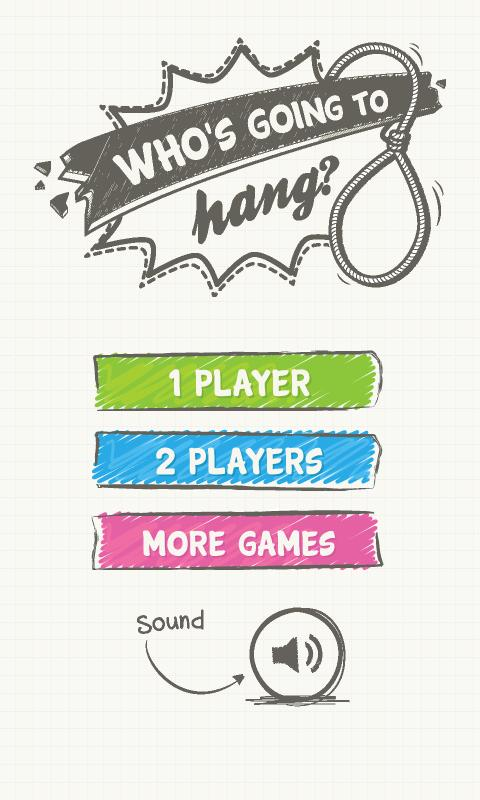Hangman: Who's going to hang? - screenshot
