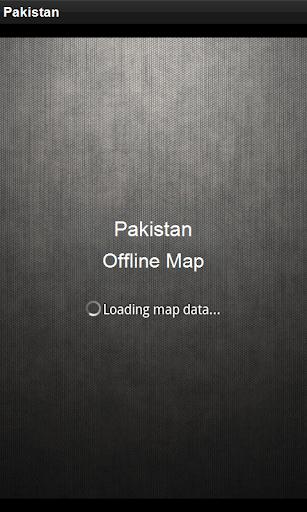 離線地圖 巴基斯坦