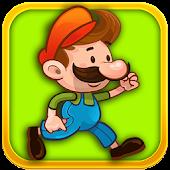 Mario Stick Run