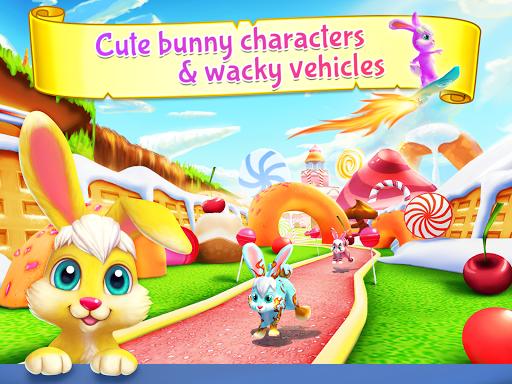 Wonder Bunny Math Race Grade K