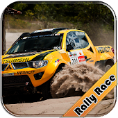 Desert Rally Racing
