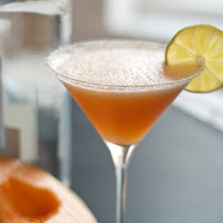 Cantaloupe Melon Cocktail Recipes.