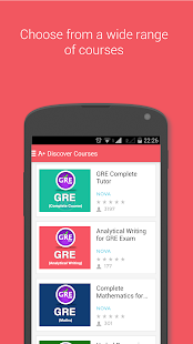 GRE Exam Prep- screenshot thumbnail