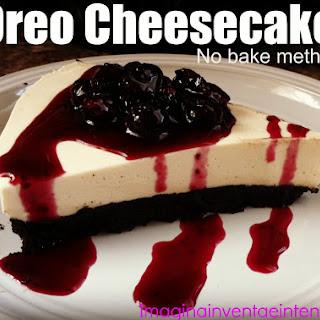 Oreo Cheescake