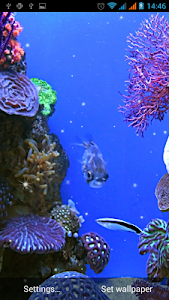 Aquarium Live Wallpaper v1.3