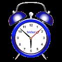 reloj analógico de alarma icon