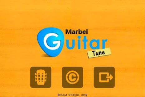 Marbel Guitar Tune - screenshot thumbnail