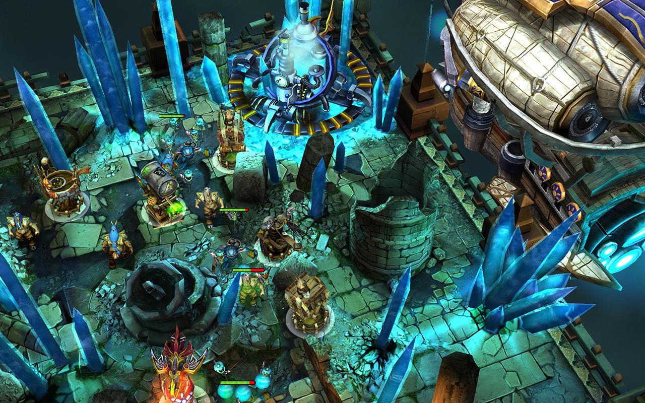 Defenders: TD Origins screenshot #8