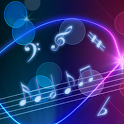 Musical Note LWP APK