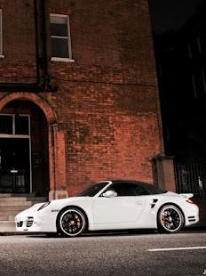 Porsche Wallpaper Backgrounds screenshot