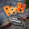 ROAR! weekly race magazine icon