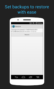 TWRP Manager  (Requires ROOT) Screenshot 11