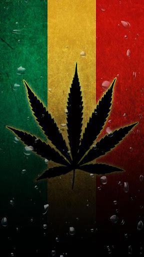 大麻波動態壁紙
