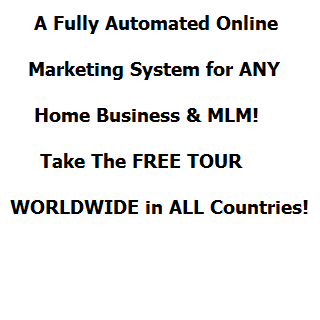 Automated MLM Marketing System