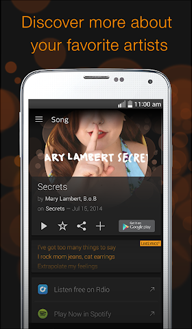 SoundHound ∞ 6.6.0 (Paid) APK