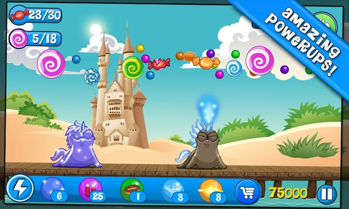 Unicorn Sugar Rush screenshot
