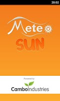 Screenshot of Meteo.gr Sun