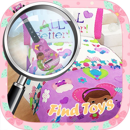 Find Toys Doc 解謎 App LOGO-APP開箱王